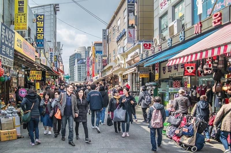 Tempat Belanja Murah Meriah di Korea Selatan
